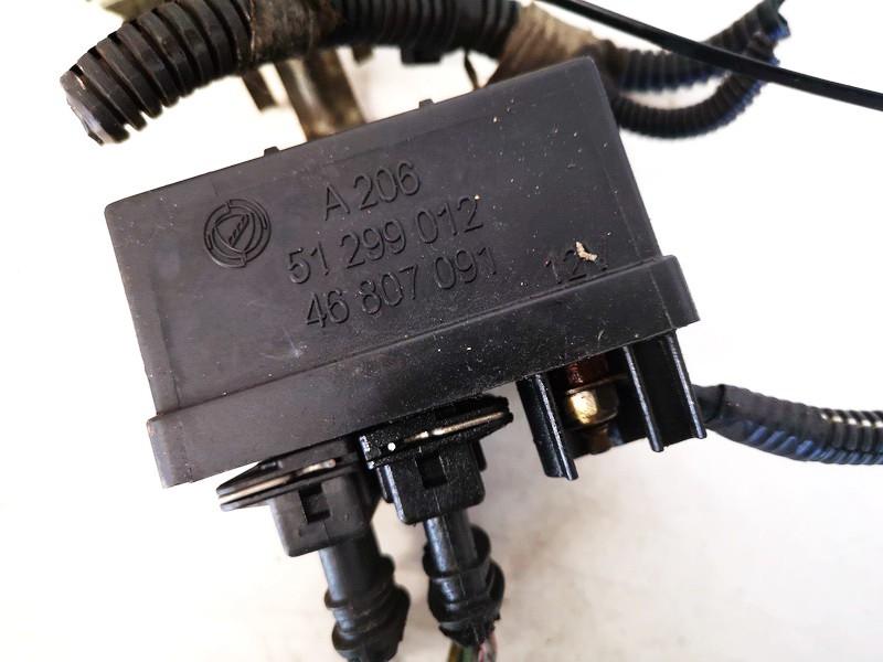 Glow plug relay Fiat Stilo 2004    1.9 51299012