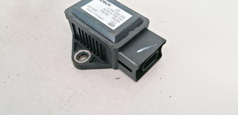 Esp Accelerator Sensor (ESP Control Unit) BMW 5-Series 2005    2.5 0265005266