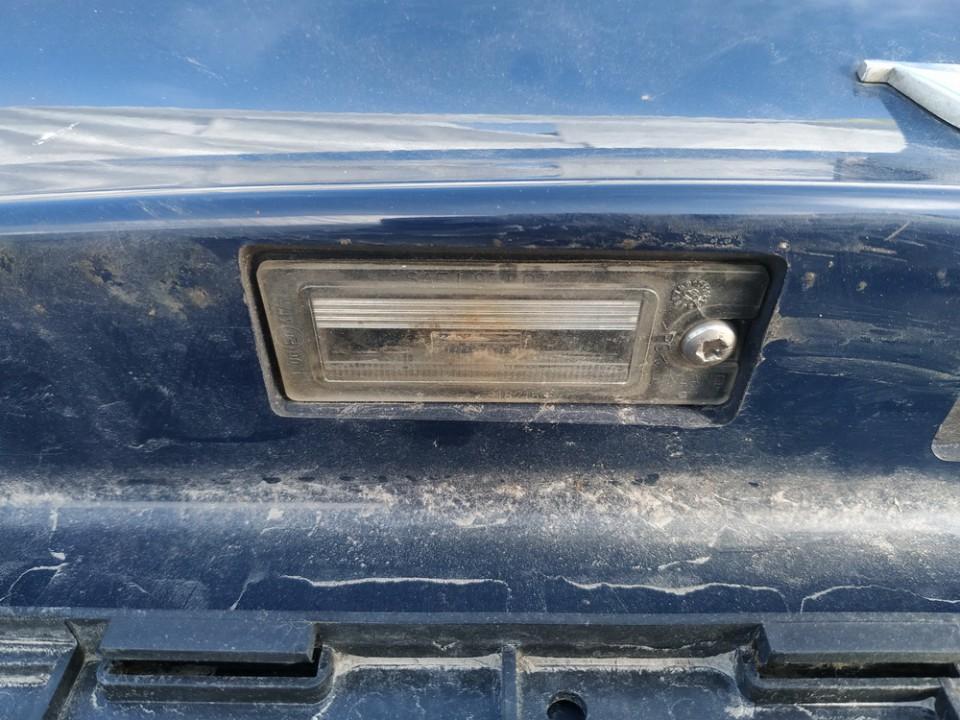 Numerio apsvietimas Volvo S60 2001    2.4 used