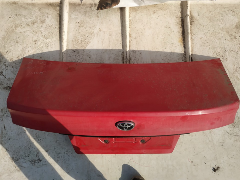 Galinis dangtis G (kapotas) Toyota Paseo 1997    1.5 used