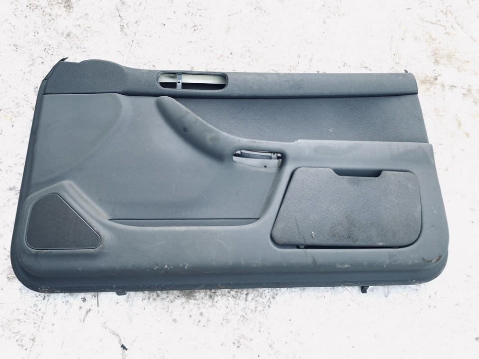 Duru apmusimas (apdaila-absifkes)  P.D. Audi A3 1997    1.8 8l3863980