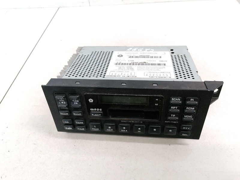 Autoradio Chrysler Neon 1999    2.0 P05269485