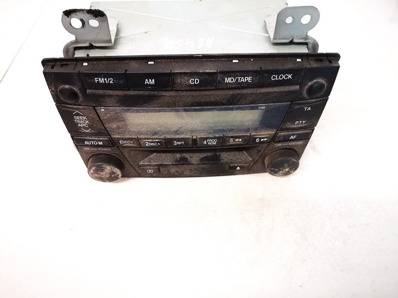 Autoradio Mazda MPV 2003    2.0 ld59669s0a