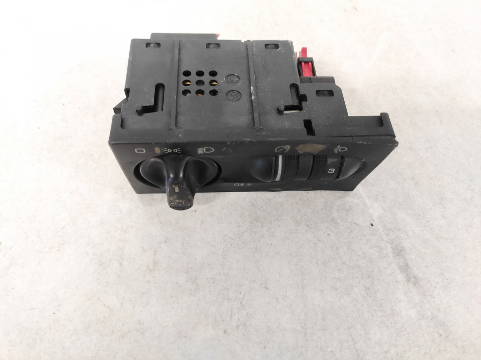 Headlight adjuster switch (Foglight Fog Light Control Switches) Volkswagen Golf 1992    1.9 1h6941531n