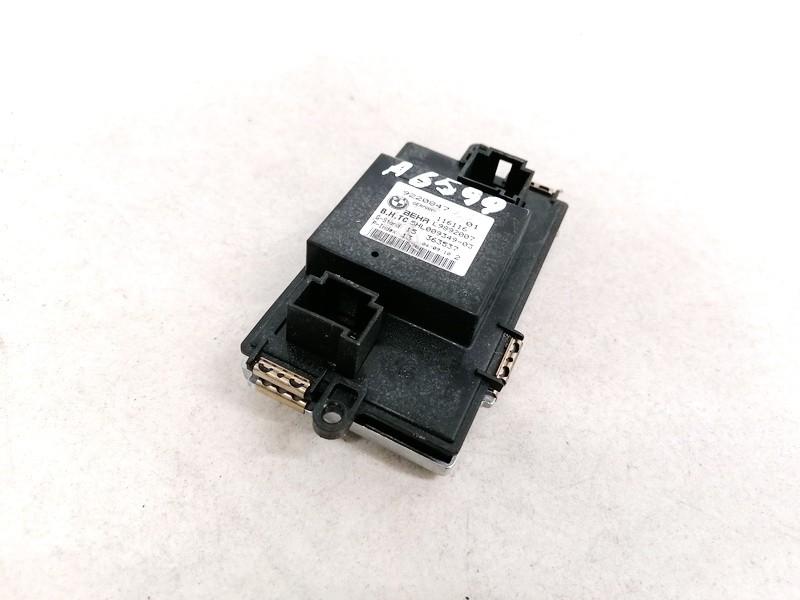 Heater Resistor (Heater Blower Motor Resistor) BMW 5-Series 2011    0.0 5HL00934903