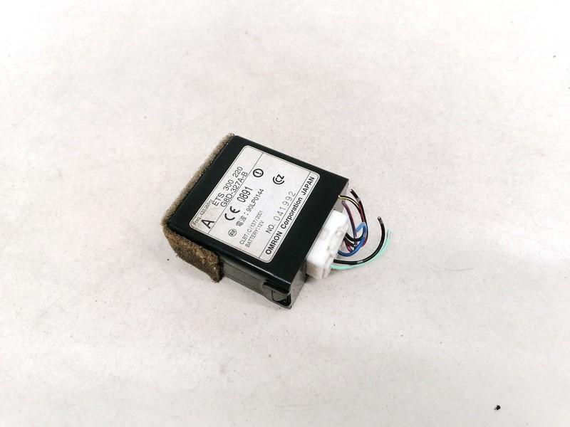 Kiti kompiuteriai Mazda MPV 2003    2.0 G8D327AB