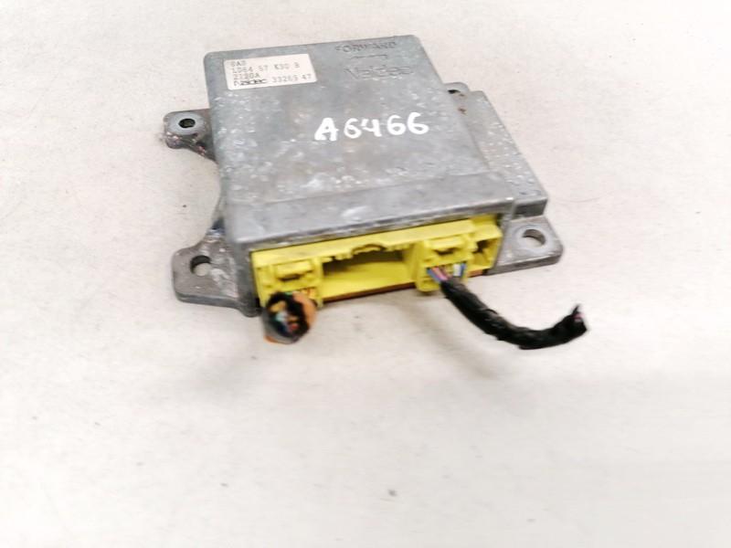 Airbag crash sensors module Mazda MPV 2003    2.0 LD6457K30B