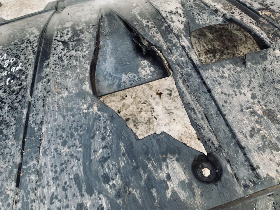 Variklio apsauga (padonas) Audi 80 1993    1.9 8a0863823