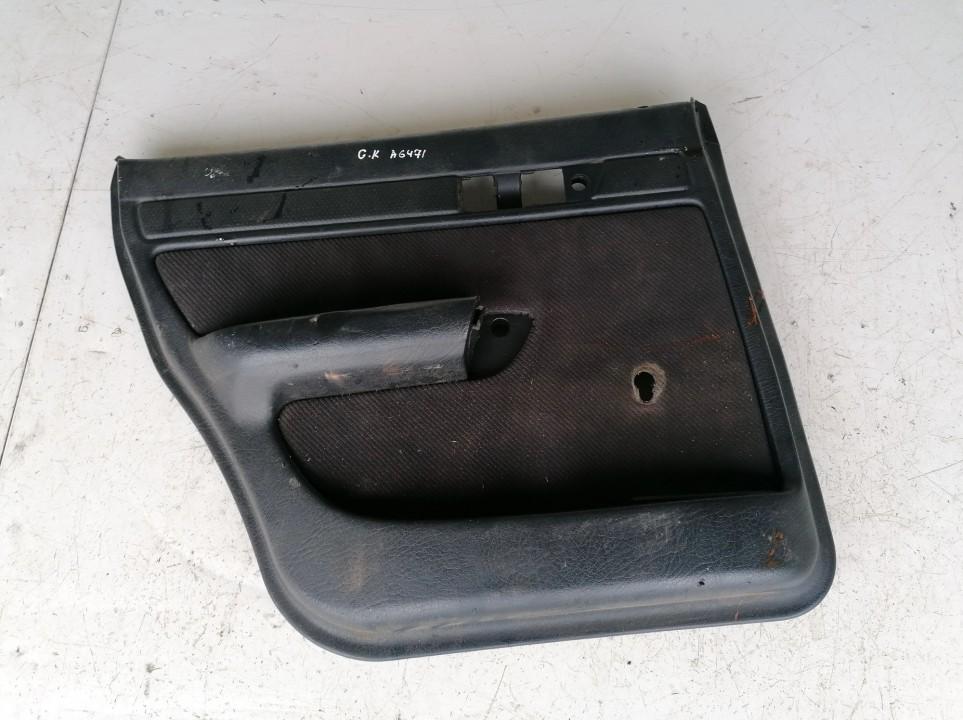 Duru apmusimas (apdaila-absifkes)  G.K. Audi 100 1991    2.0 4a0867305