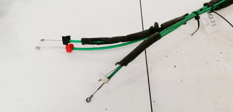 Black Heater Actuator Blend Cable Audi A4 1995    1.8 USED