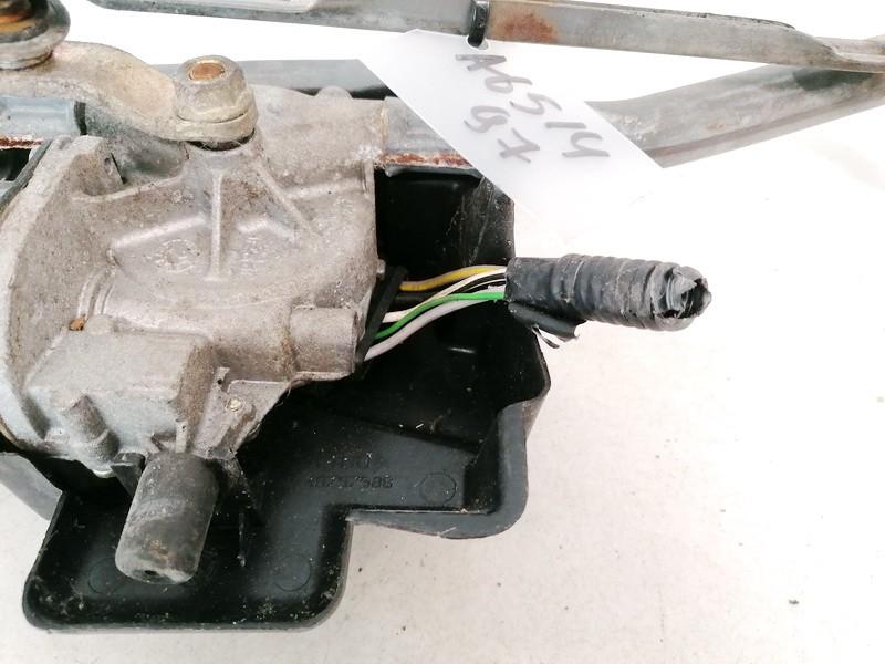 Priekinis langu valytuvu varikliukas Fiat Punto 2003    1.2 60511003