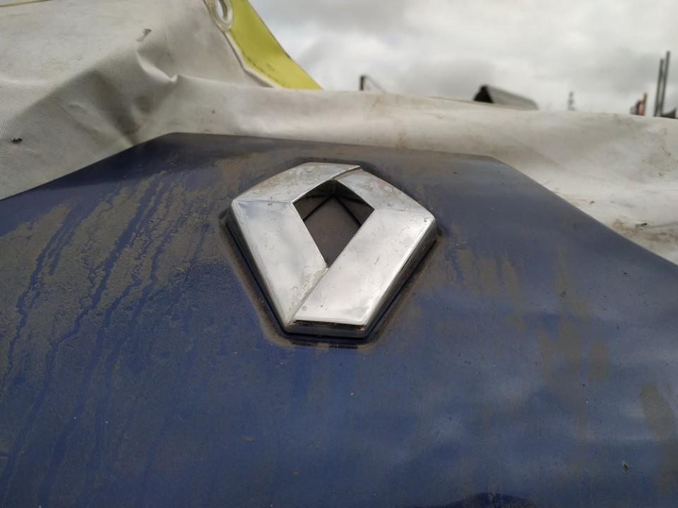 Priekinis zenkliukas (Emblema) Renault Scenic 1998    2.0 used