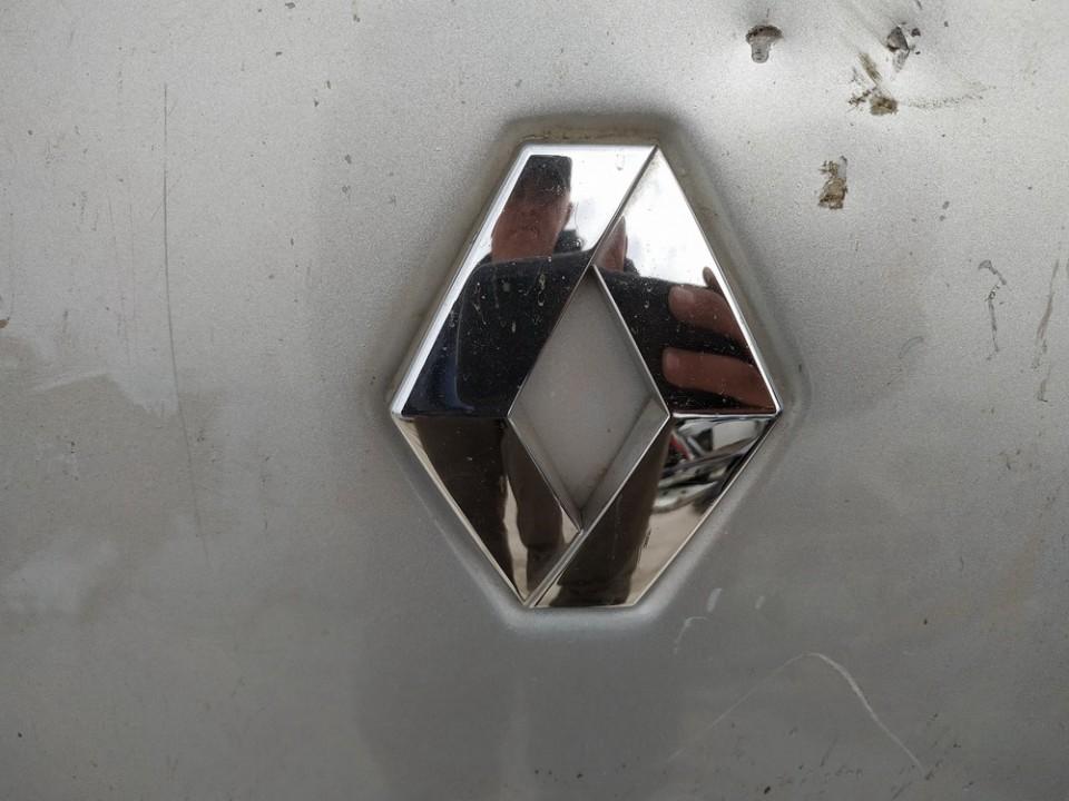 Priekinis zenkliukas (Emblema) Renault Espace 1998    2.0 used
