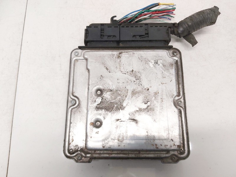 0281014108 1860a906 ECU Engine Computer (Engine Control Unit) Mitsubishi Outlander 2008 2.0L 63EUR EIS01204471