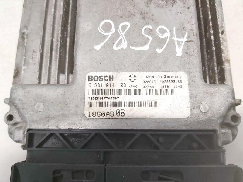 Variklio kompiuteris Mitsubishi Outlander 2008    2.0 0281014108