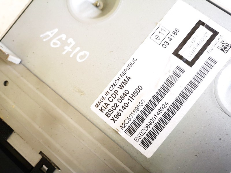 Autoradio Kia Ceed 2009    1.6 x961401h500