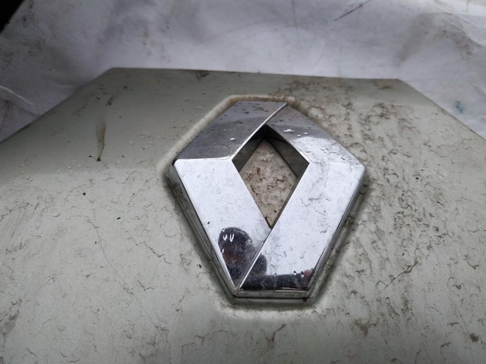 Priekinis zenkliukas (Emblema) Renault Scenic 1999    1.6 used