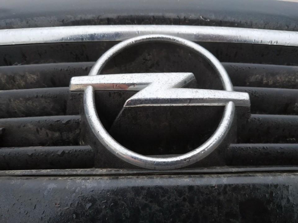 Priekinis zenkliukas (Emblema) Opel Astra 1999    2.0 used