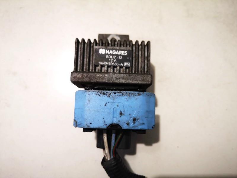 Glow plug relay Nissan Qashqai 2008    1.5 9640469680a