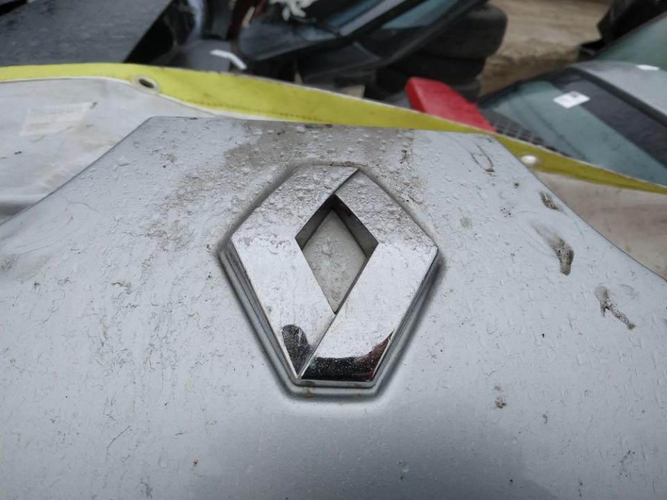 Priekinis zenkliukas (Emblema) Renault Megane 1998    1.6 used