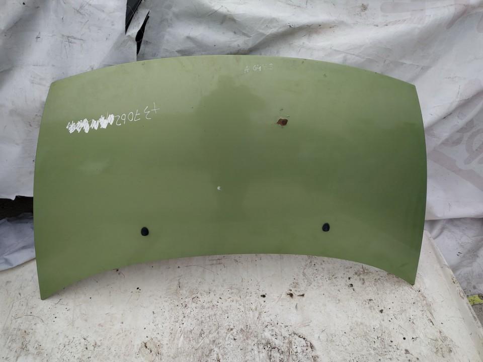 Kapotas (Variklio dangtis) Citroen C3 2004    1.6 used