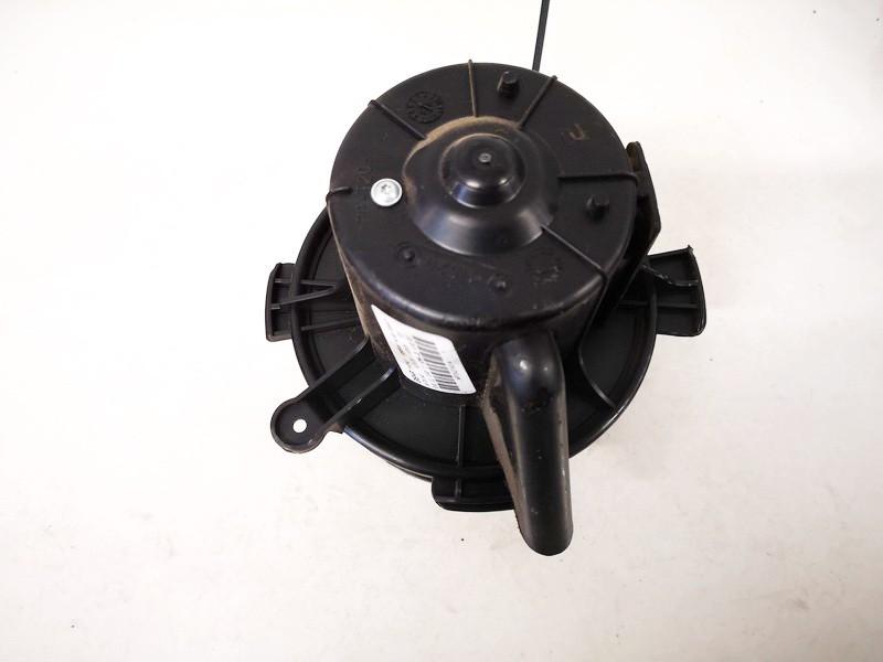 Heater blower assy Peugeot 307 2005    1.6 b9506