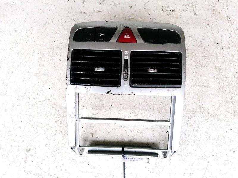 Peugeot  307 Avarinio jungiklis