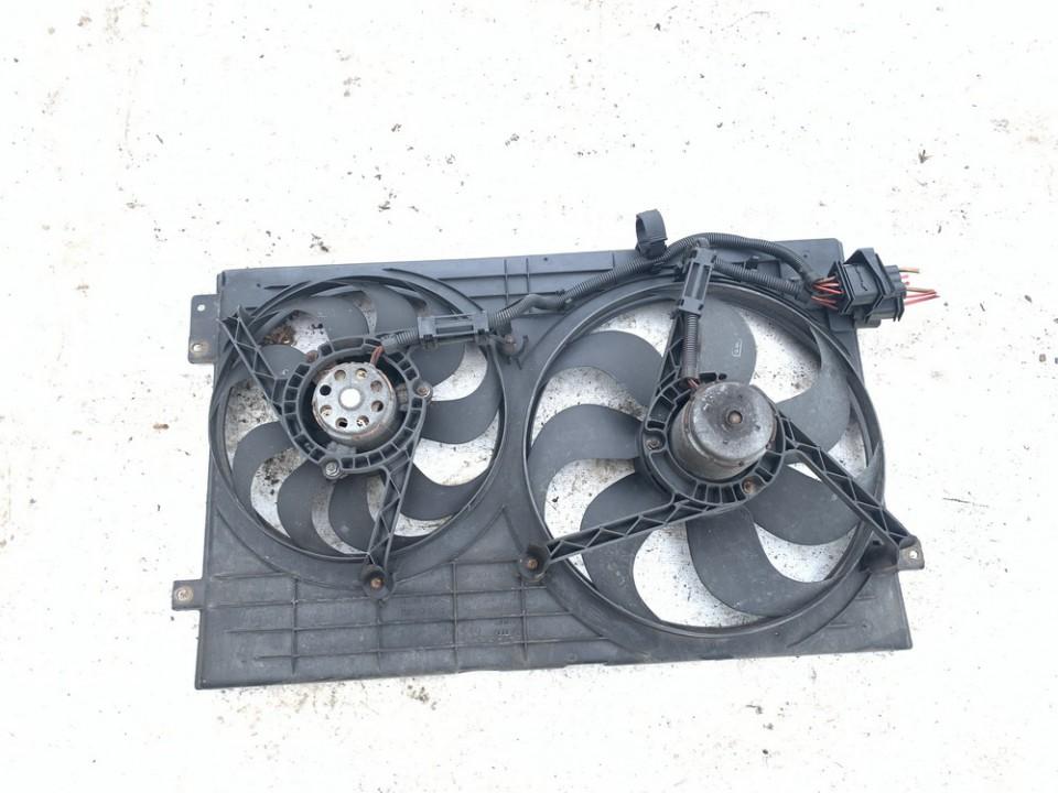Difuzorius (radiatoriaus ventiliatorius) Audi A3 1997    1.8 1j0121207c