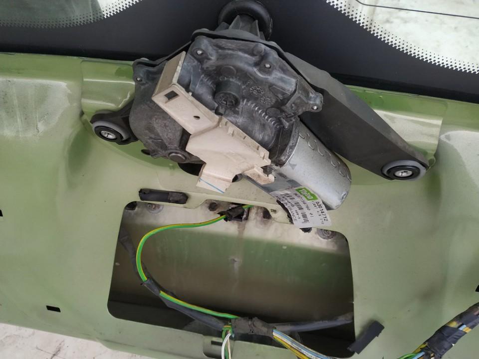 Rear wiper motor (Rear Screen Wiper Engine) Citroen C3 2004    1.6 53014712