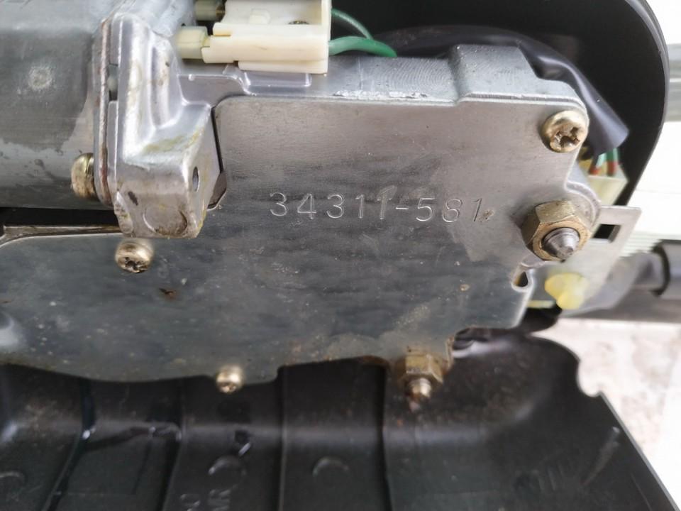 Galinio lango valytuvu varikliukas Honda CR-V 1998    2.0 34311581