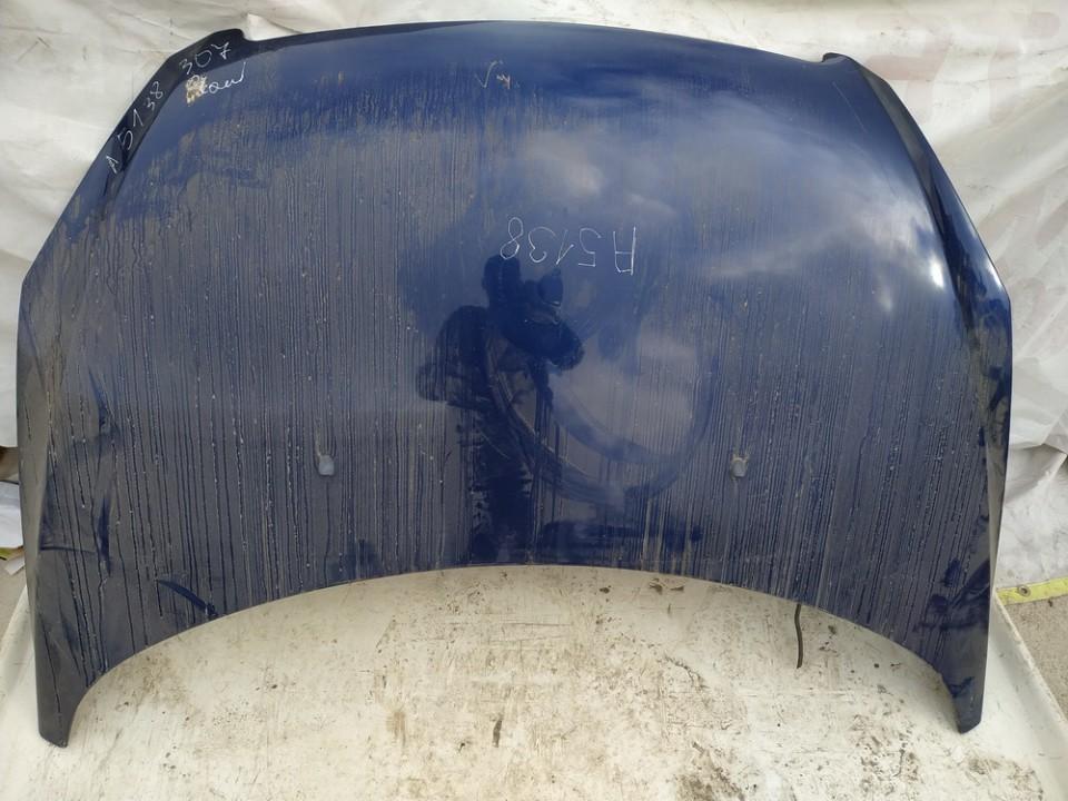 Kapotas (Variklio dangtis) Peugeot 307 2001    2.0 used