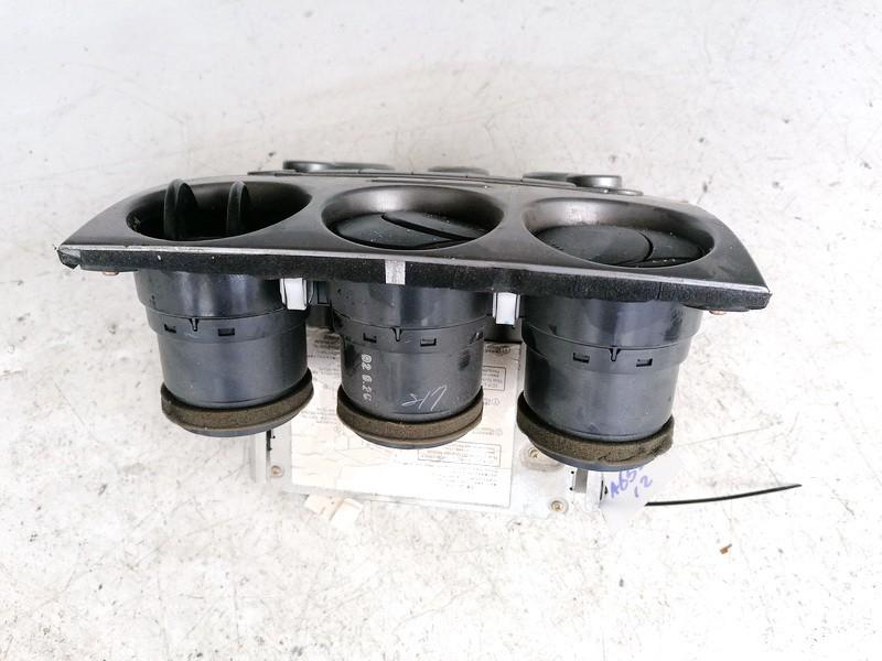 Peciuko valdymas ir automagnetola Mazda 6 2002    2.0 FF011068B