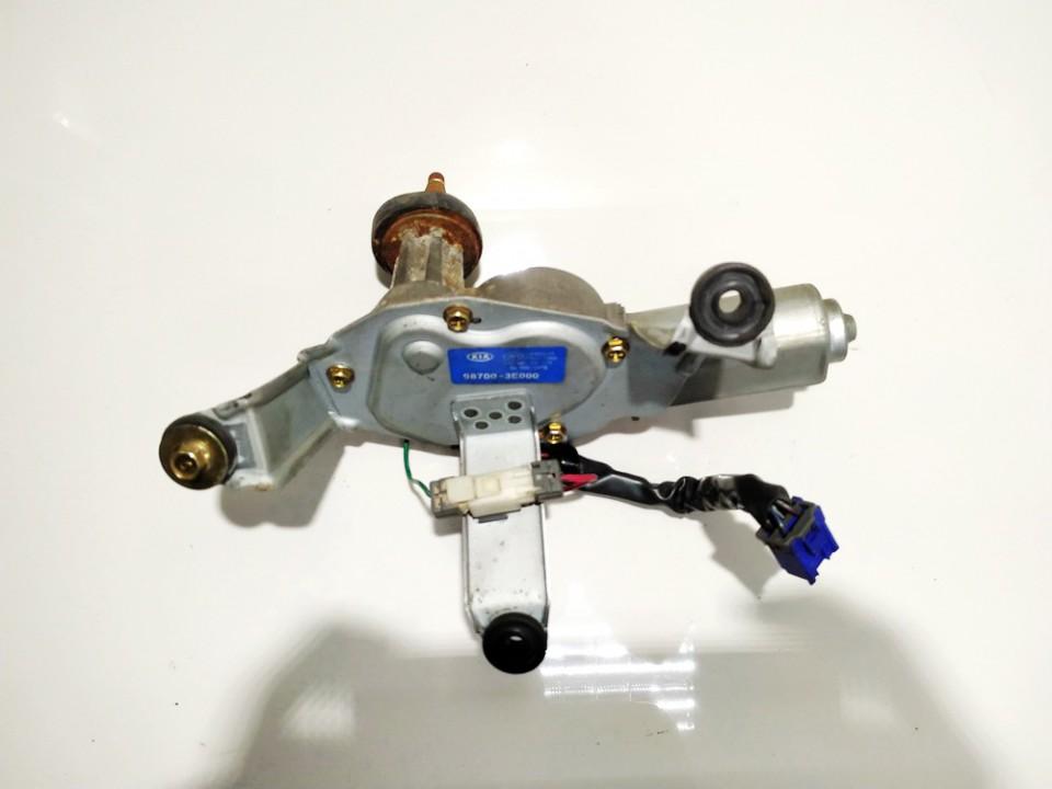 Rear wiper motor (Rear Screen Wiper Engine) Kia Sorento 2007    0.0 987003e000