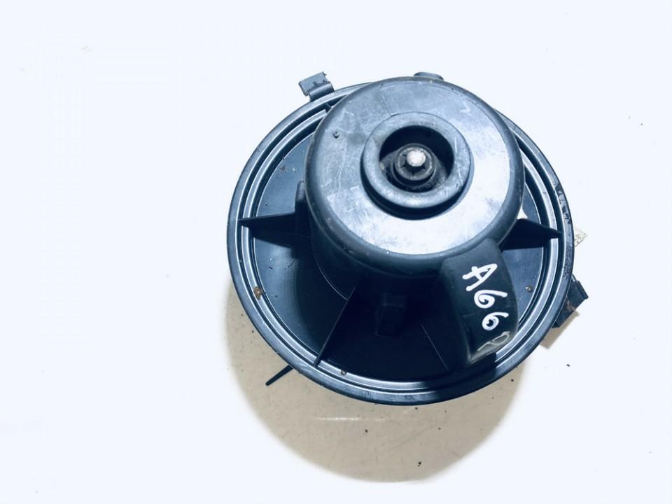 Heater blower assy Volkswagen Passat 1991    1.6 357819021