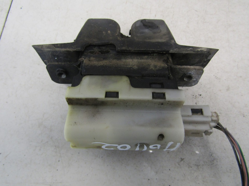 Galinio Dangcio spyna G. (kapoto) Renault Laguna 2002    1.9 8200000898B