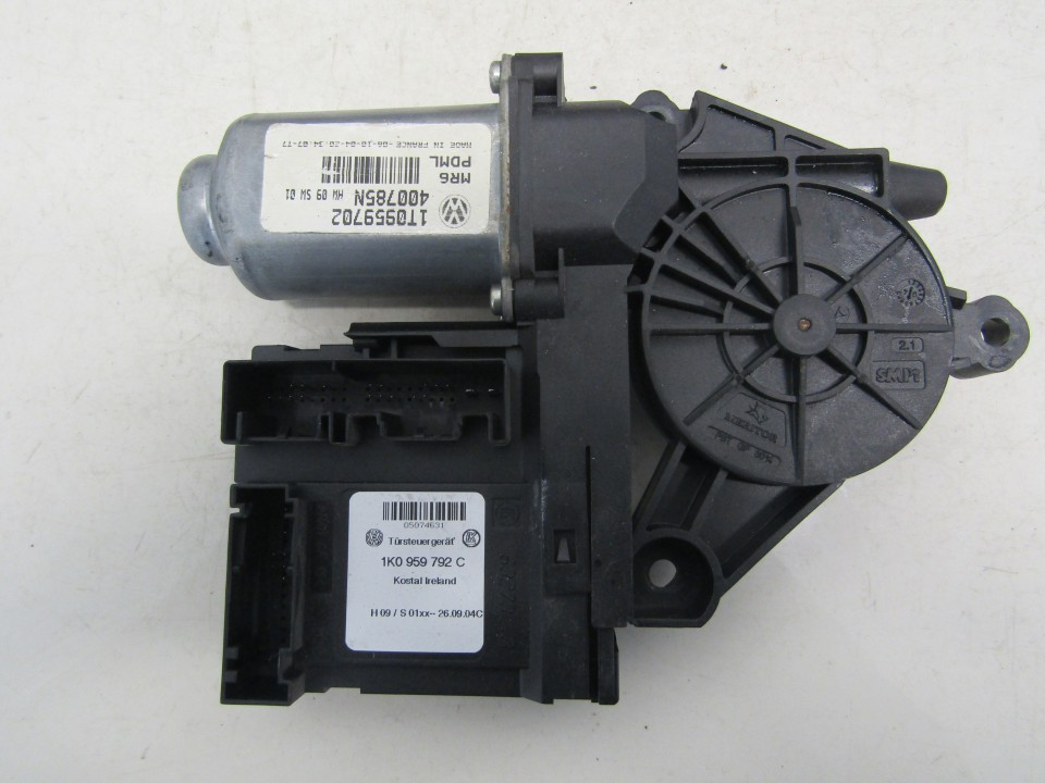 Duru lango pakelejo varikliukas P.D. Skoda Octavia 2004    1.9 1T0959702