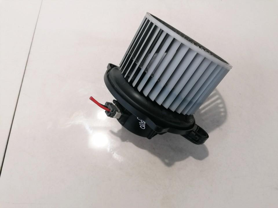 Heater blower assy Kia Ceed 2009    1.6 f00s33f012