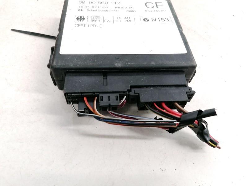 General Module Comfort Relay (Unit) Opel Astra 1999    2.0 90560112