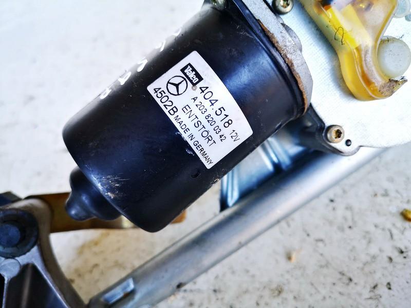 Priekinis langu valytuvu varikliukas Mercedes-Benz C-CLASS 2003    2.2 a2038200342