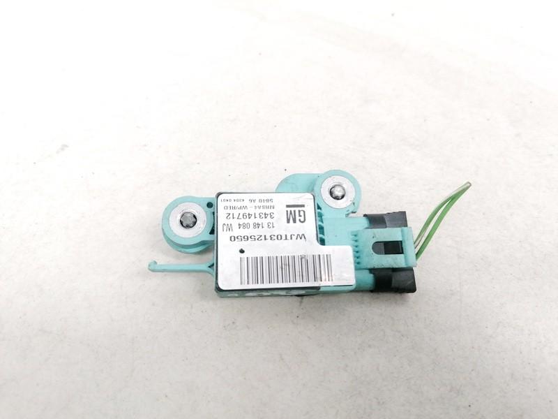 Srs Airbag crash sensor Opel Meriva 2005    1.9 13148084
