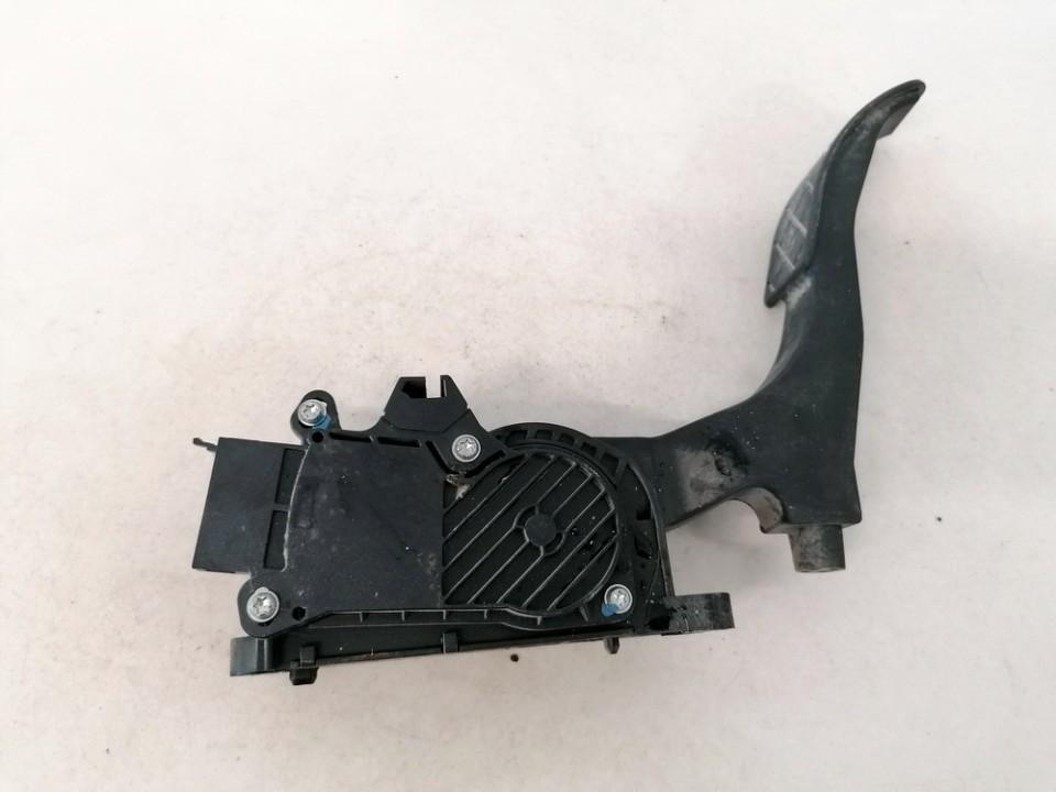 Accelerator throttle pedal (potentiometer) Skoda Roomster 2009    1.2 0280755063
