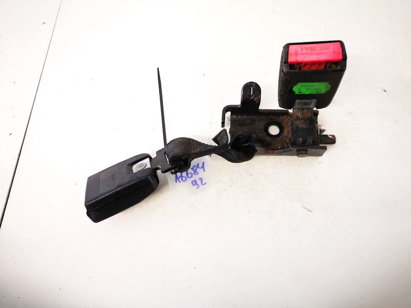 Saugos dirzo sagtis (laikiklis) G.K. Renault Laguna 2001    1.8 used