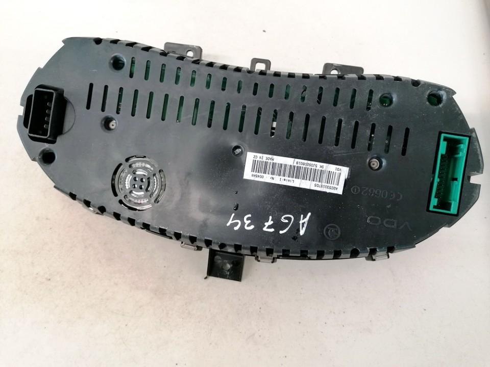 Spidometras - prietaisu skydelis Skoda Roomster 2009    1.2 5j0920801b