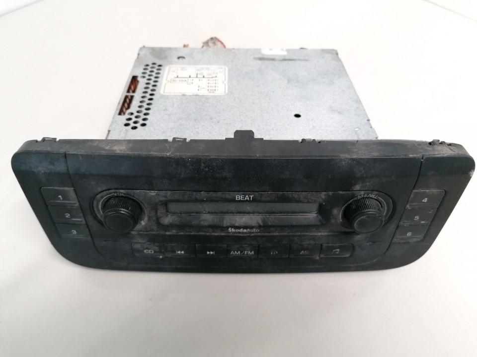 Autoradio Skoda Roomster 2009    1.2 5j0035152