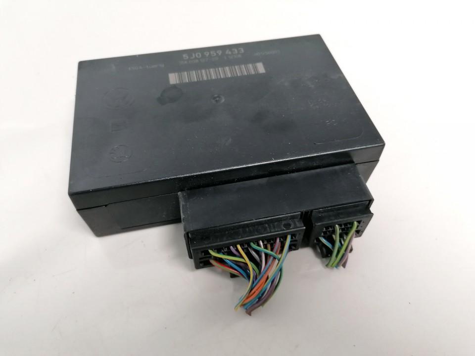 General Module Comfort Relay (Unit) Skoda Roomster 2009    1.2 5j0959433