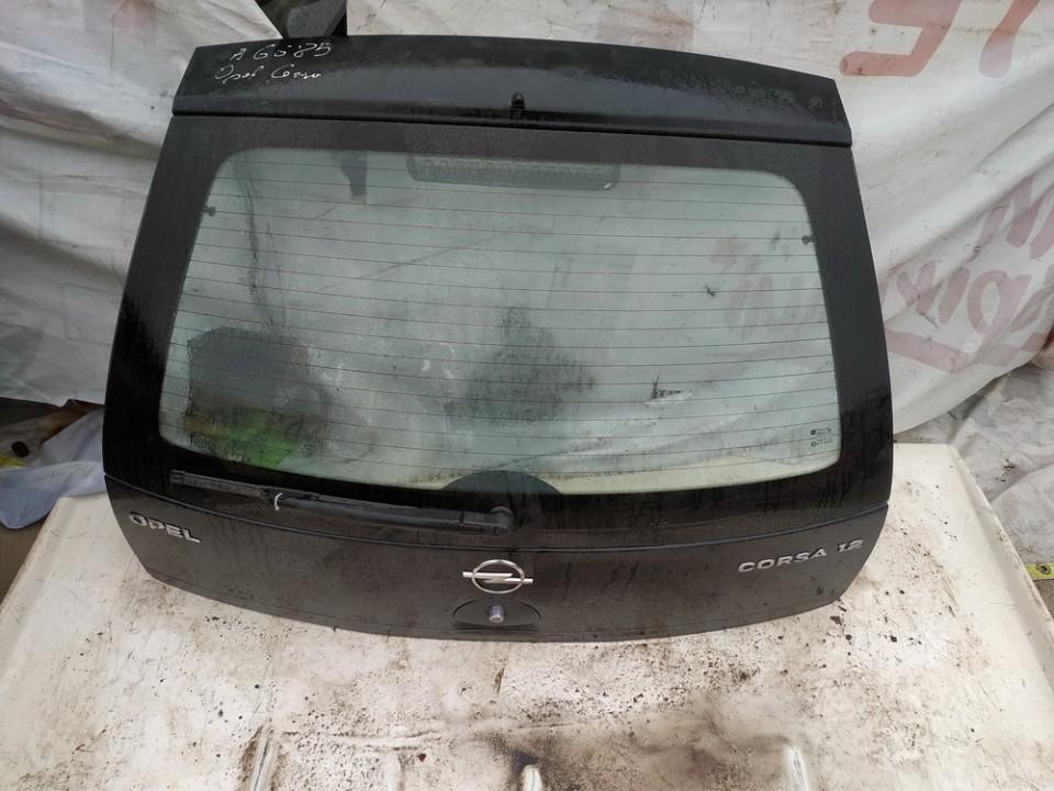 Galinis dangtis G (kapotas) Opel Corsa 2002    1.2 used