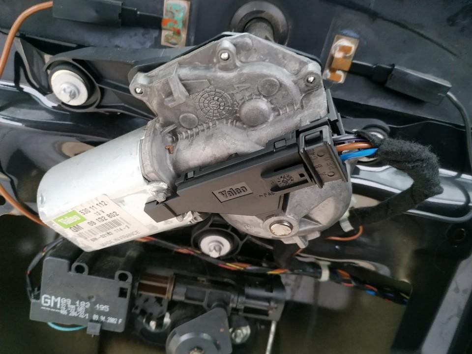 Rear wiper motor (Rear Screen Wiper Engine) Opel Corsa 2002    1.2 53011112