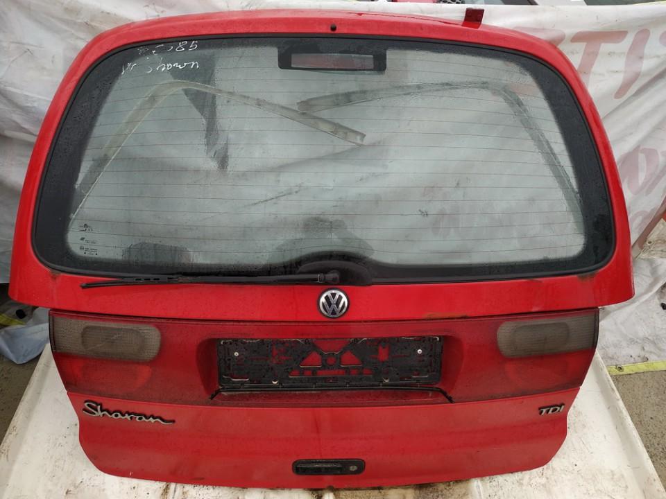 Galinis dangtis G (kapotas) Volkswagen Sharan 1997    1.9 used