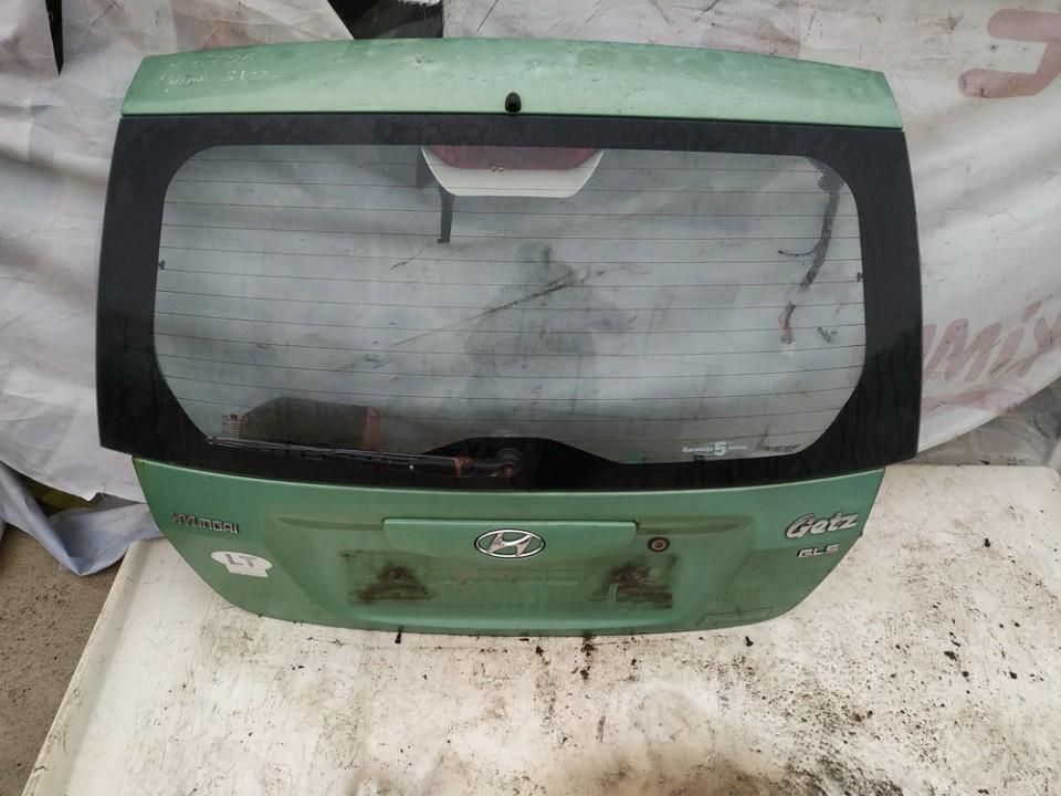 Galinis dangtis G (kapotas) Hyundai Getz 2005    1.3 used