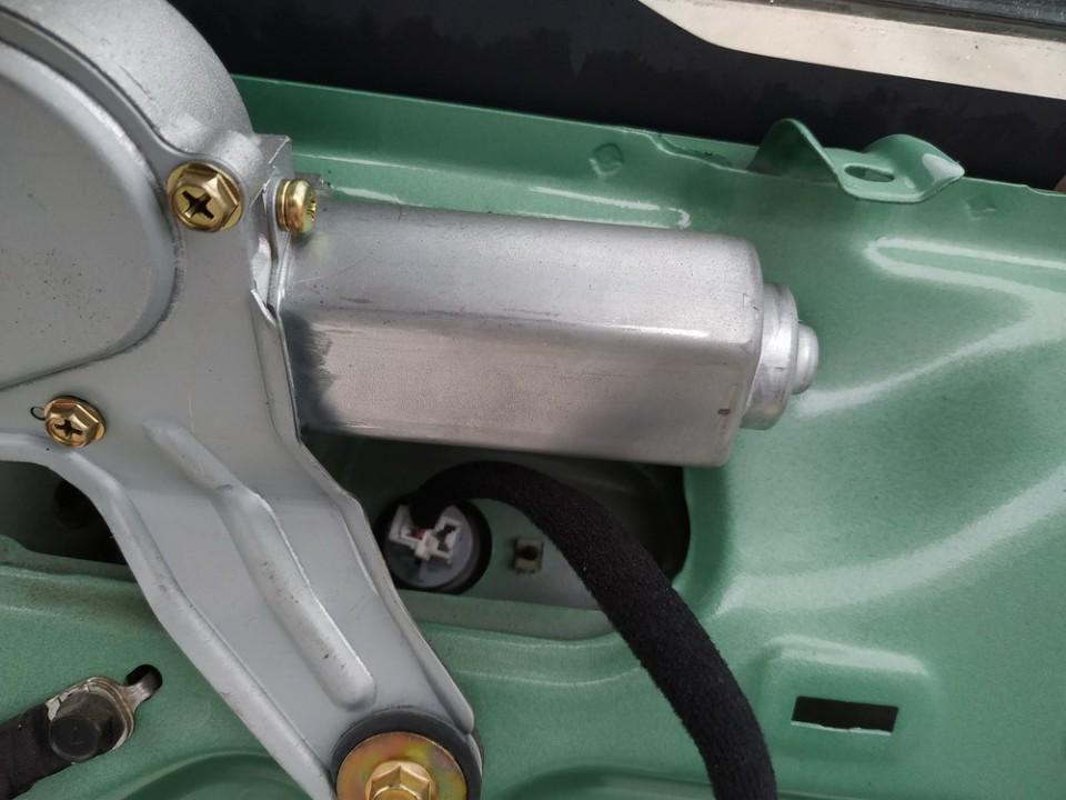 Rear wiper motor (Rear Screen Wiper Engine) Hyundai Getz 2005    1.3 987001c000